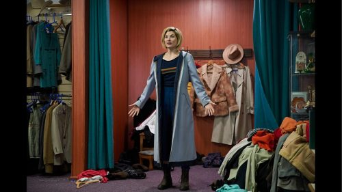 'Doctor Who' stills with Jodie Whitaker. Simon, Ridgway, Chapters, People, freelance, production, unit, stills, photographer, photography, portrait, crew, commercials, promos, film, drama