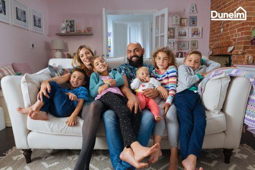 Family lifestyle interior stills for Dunelm, Edward, Bishop, Chapters, People, freelance, unit, stills, photographer, photography, crew, commercials, promos, film, drama