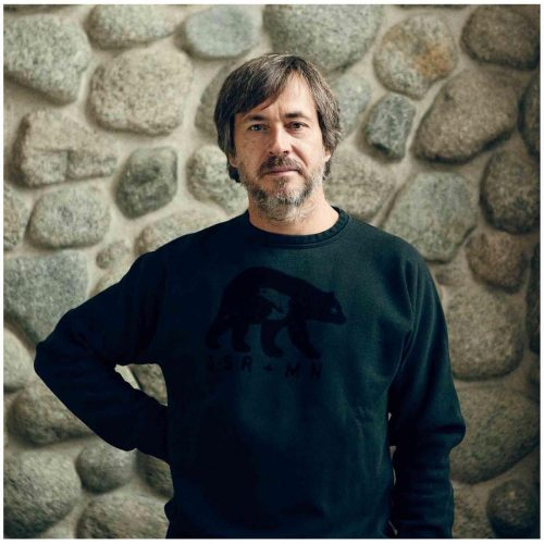 Stills of designer Marc Newson in his apartment in London in 2015. Edward, Bishop, Chapters, People, freelance, unit, stills, photographer, portrait, photography, crew, commercials, promos, film, drama