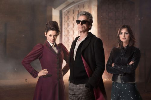 'Doctor Who' stills with Peter Capaldi. Simon, Ridgway, Chapters, People, freelance, production, unit, stills, photographer, photography, portrait, crew, commercials, promos, film, drama
