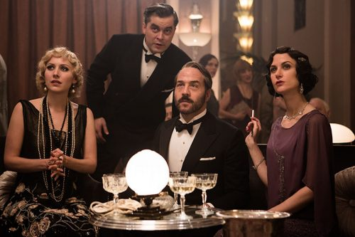 Stills for 'Mr Selfridge'. Luke, Varley, Chapters, People, freelance, production, unit, stills, photographer, photography, portrait, crew, commercials, promos,