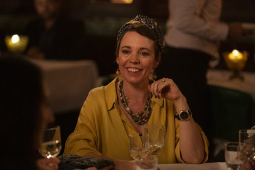 Stills of Olivia Coleman in 'Fleabag' Series 2. Luke, Varley, Chapters, People, freelance, production, unit, stills, photographer, photography, portrait, crew, commercials, promos,