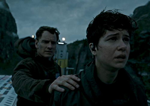 Stills for 'Alien Covenant', Chapters, People, freelance, production, unit, stills, crew, film, drama