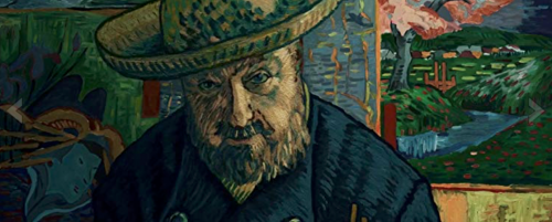 Stills for 'Loving Vincent'. Chapters, People, freelance, production, unit, stills, crew, commercials, content, promo, film, drama, tv